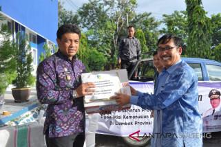 Pemprov Sulteng salurkan bantuan untuk korban gempa di Lombok