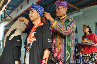 Peserta SMN asal Babel belajar kearifan lokal di Kulawi