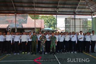 Dandim Poso lepas 95 secaba TNI