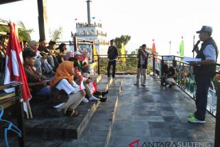 Pelajar asal Bangka Belitung dapat pembekalan tentang perdamaian