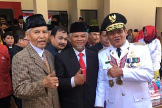 Gubernur Sulteng pimpin upacara HUT Kemerdekaan, 28 narapidana dapat remisi bebas