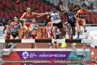Asian Games - tujuh mendali emas diperebutkan di hari keempat