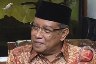 PBNU bersyukur KH Ma'ruf Amin Cawapres Jokowi