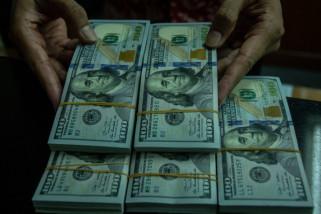 Dolar AS terus menguat didukung data ekonomi positif