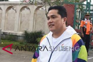 Asian Games - Erick Tohir tanggapi atlet silat Malaysia emosi