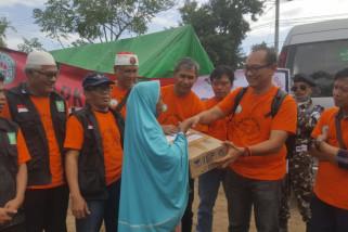 GAPKI serahkan bantuan tahap kedua untuk korban gempa Lombok