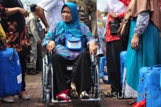 Kloter pertama jamaah haji Sulteng tiba 14 September