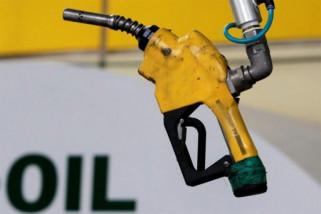 Harga minyak turun tertekan penguatan dolar AS