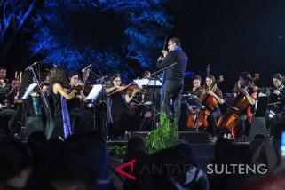 Ribuan masyarakat palu nikmati konser orkestra spanyol