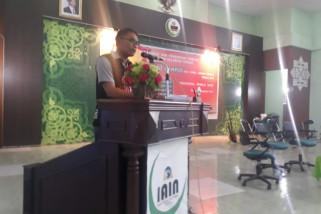 KPU kenalkan pemilu kepada  mahasiswa IAIN Palu