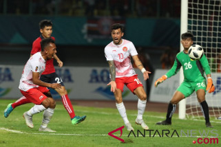 Indonesia taklukan Laos 3-0