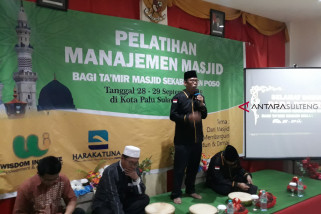 WI-Harakatuna gagas masjid sebagai pelopor perdamaian di Poso