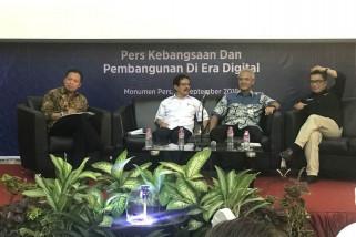 Ketua Umum Gapki: Terima kasih Pers Indonesia