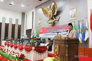 Gubernur Sulteng: legislator harus tingkatkan kreativitas dan inovasi