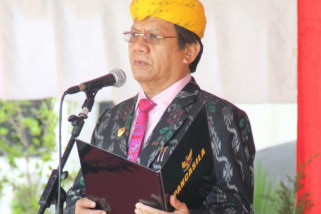 Kota Palu peringati HUT ke-40, gubernur minta warga sadar kebersihan