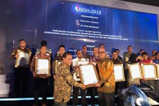 JOB Tomori Raih Penghargaan Platinum dalam ajang ISDA 2018