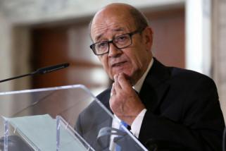 Prancis khawatirkan kejahatan perang oleh Suriah di Idlib