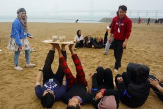 Mahasiswa baru Indonesia orientasi wilayah Beijing