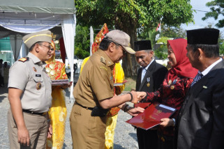 Gubernur Sulteng serahkan sertifikat tanah untuk rakyat