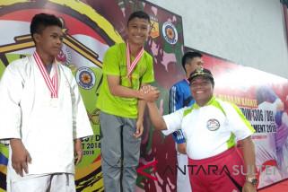 Dandim Donggala harap atlet junjung sportivitas di kejuaraan karate