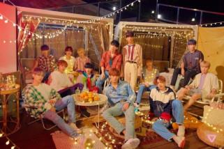 Seventeen berjanji menemui kembali penggemarnya di Indonesia