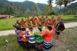 Tari Raego dari pedalaman Kulawi