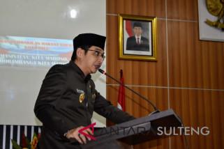 Wakil Wali Kota Palu ajak DPRD sukseskan FPPN