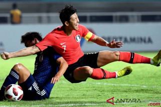 Asian Games - timnas sepak bola Korea selatan pertahankan medali emas