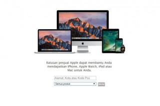 Bersiap jual Iphone, situs Apple tak bisa dibuka