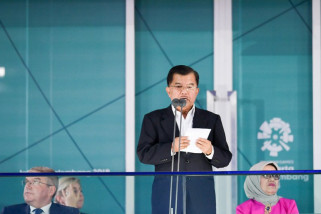 Asian Games - Wapres: Indonesia ramah dan bersahabat untuk Asia