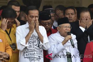 400 kiai deklarasikan dukungan Jokowi/Ma'ruf