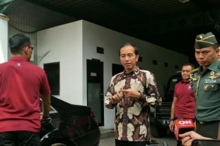 Jokowi janji atlet para games dapat bonus sama