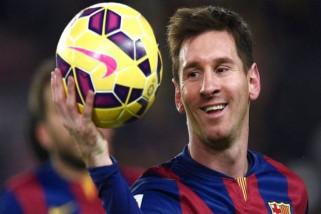 Messi: Real Madrid lebih lemah tanpa Ronaldo