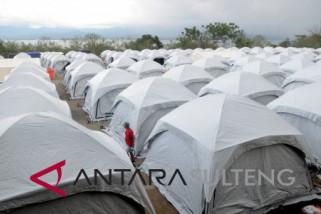 Korban gempa di Kulawi butuh tenda, jalur darat putus