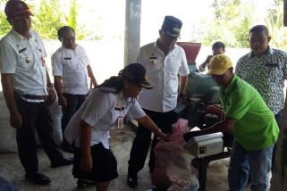 Bupati Poso puji warganya semakin sadar lingkungan
