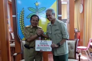 Pemprov Jawa Tengah bantu Sulteng Rp1 miliar