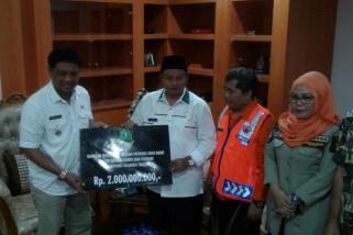 Pemprov Jawa Barat bantu Sulteng Rp2 miliar