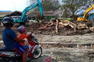 Kementerian PUPR fokus bersihkan puing-puing pascagempa