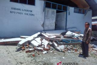 Bencana tidak menunda Pemilu di Sulteng
