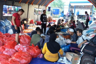 Bapenda Parigi Moutong siapkan makanan berprotein tinggi untuk korban gempa
