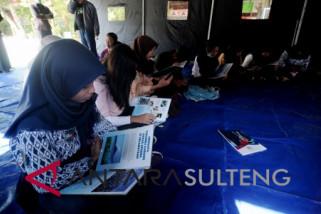 Unicef bantu Sulteng 400 tenda untuk sekolah darurat