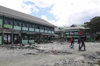 IAIN butuh pengamanan aparat pascagempa dan tsunami