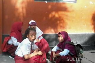 Ativitas Sekolah di Palu masih belum normal