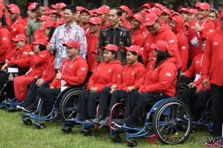 Asian Para Games - Indonesia terus meleset ke atas jelang penutupan
