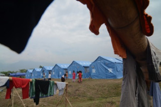 Hunian terpadu untuk korban bencana Palu-Sigi-Donggala