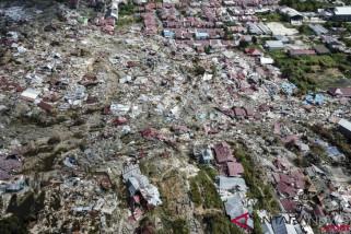 Citra satelit deteksi 5.000 bangunan rusak di Palu-Donggala