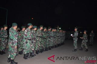 1.335 anggota TNI dikembalikan ke kesatuan
