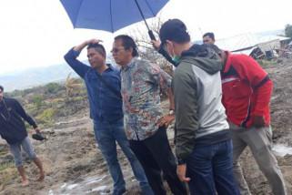 Gubernur Longki tinjau dampak gempa bumi di Jono Oge Sigi