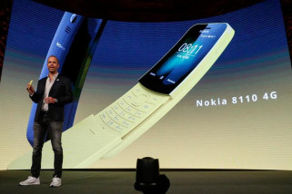 Nokia pisang tidak masuk Indonesia