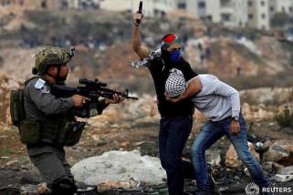 Remaja Palestina di jalur Gaza menyerah pada luka-lukanya